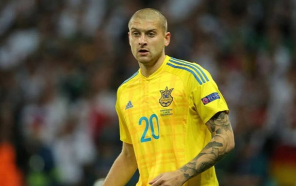 Ракицкий завершил карьеру в сборной Украины