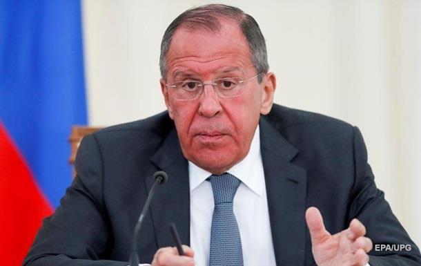 Лавров обурений блокуванням російського ТБ в Україні
