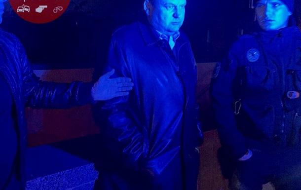 Щенки, я работник ГПУ : в Киеве задержали пьяного водителя
