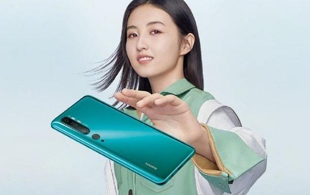 Xiaomi презентовала первый в мире смартфон с камерой 108 Мп