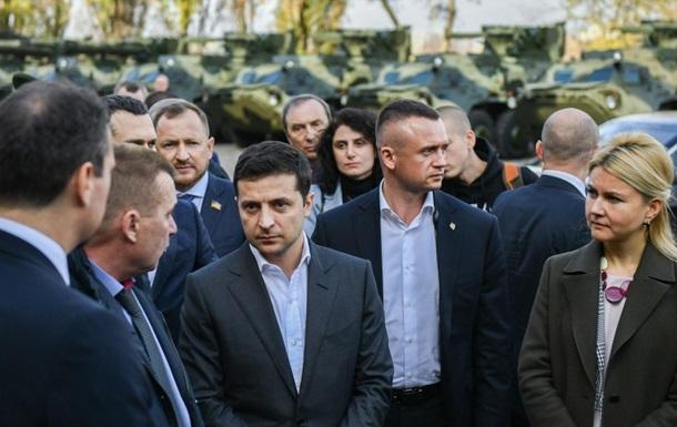 Зеленский представил нового главу Харьковской ОГА