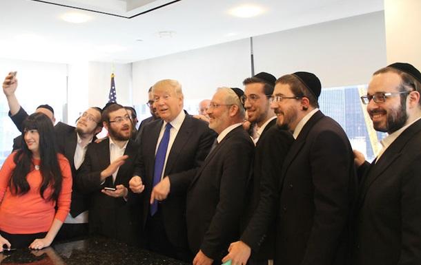 Власть США ещё не устала прогибаться перед евреями