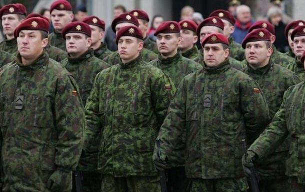 Литва на чверть збільшить армію