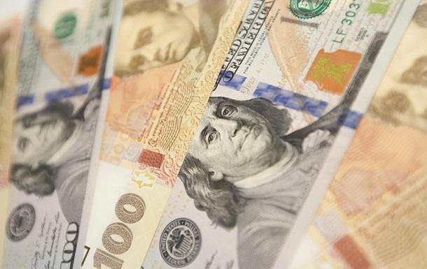 Курси валют: гривня продовжує зміцнюватися