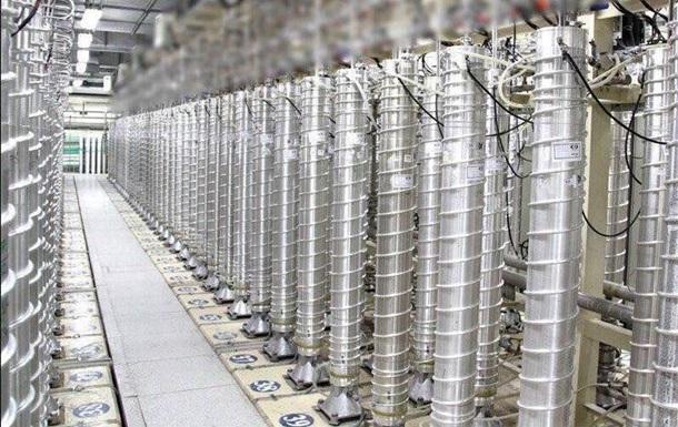 Іран отримав першу партію збагаченого урану