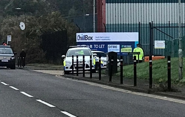 В Британии задержали перевозчика 15 нелегалов