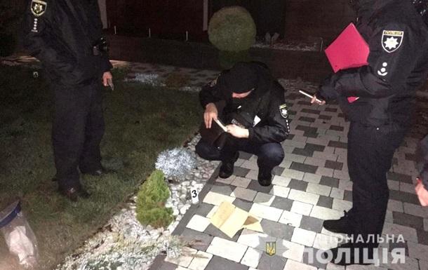 В Ровно взорвали гранату во дворе дома бизнесмена