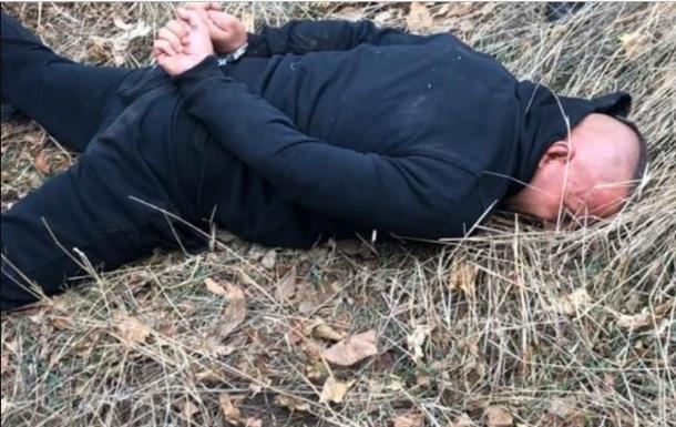 На Київщині спецназ затримав громадянина РФ, який утік