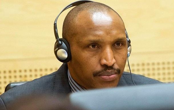 Суд у Гаазі засудив екс-ватажка повстанців Конго до 30 років в язниці