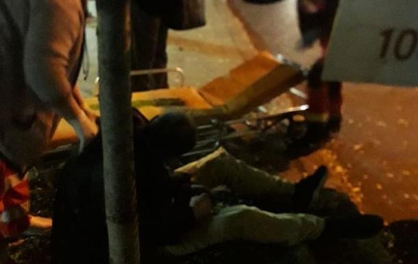 В Одессе выбросили на обочину потерявшего сознание пассажира маршрутки