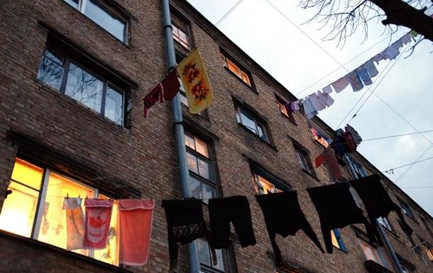 Жителей общежития в Киеве пришли выселять  титушки