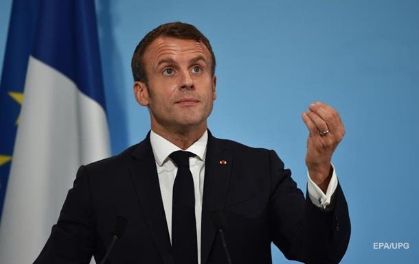 Президент Франції заявив про  смерть мозку  НАТО