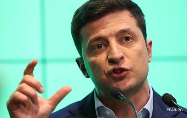Зеленский задекларировал миллион гривен доходов
