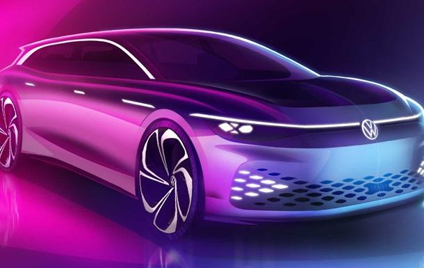 Volkswagen показав зовнішність досерійного електромобіля