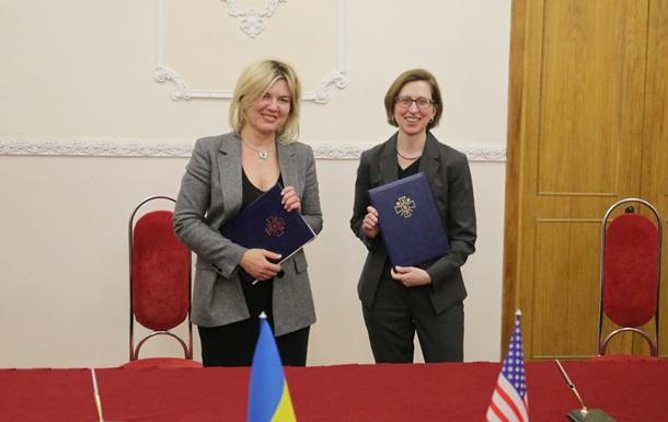 Украина и США подписали оборонный протокол
