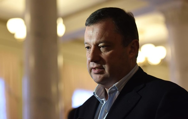 Суд заарештував нардепа Дубневича