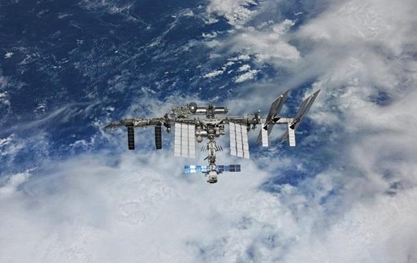 МКС изменила высоту своей орбиты