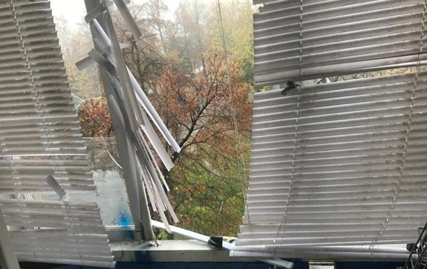 У Луцьку чоловік постраждав під час вибуху в квартирі багатоповерхівки