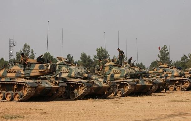 Туреччина почала військову операцію на кордоні з Іраком