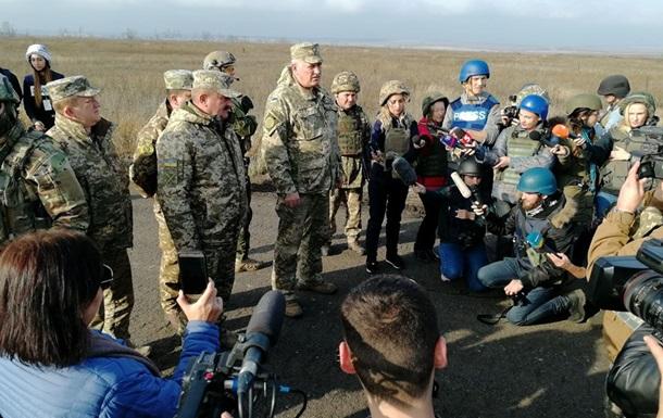 Штаб ООС: Розведення сил у Петрівському зірвано