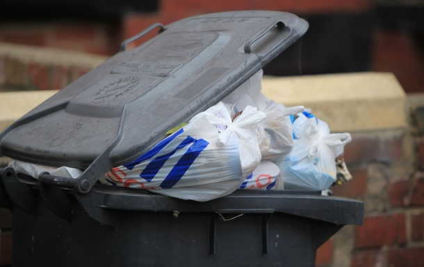 Німкень оштрафували за крадіжку зі сміттєвого бака
