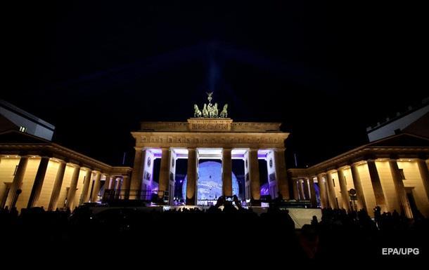 В Германии отмечают 30-летие падения Берлинской стены