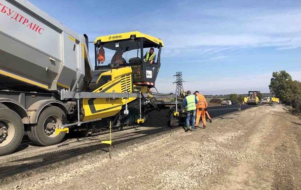 В Украине построят более четырех тысяч километров дорог за год