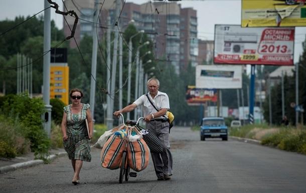 Більшість жителів  ЛДНР  вважають себе громадянами України - опитування