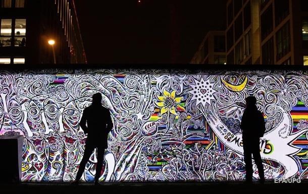 Google создал дудл в честь годовщины падения Берлинской стены