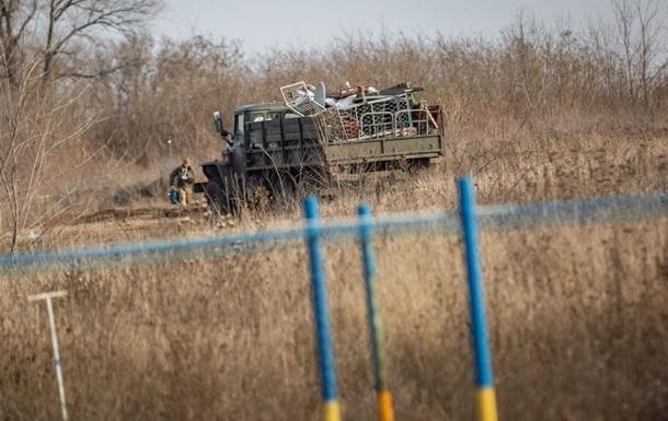 У РФ прокоментували розведення сил на Донбасі