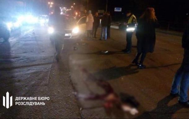В Кропивницком полицейский сбил пешехода насмерть