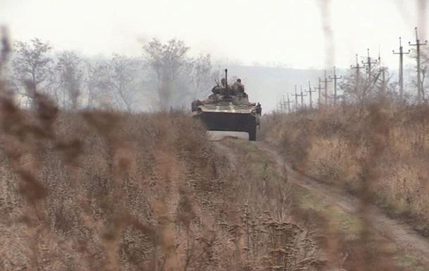 Разведение войск в Донецкой области: подробности