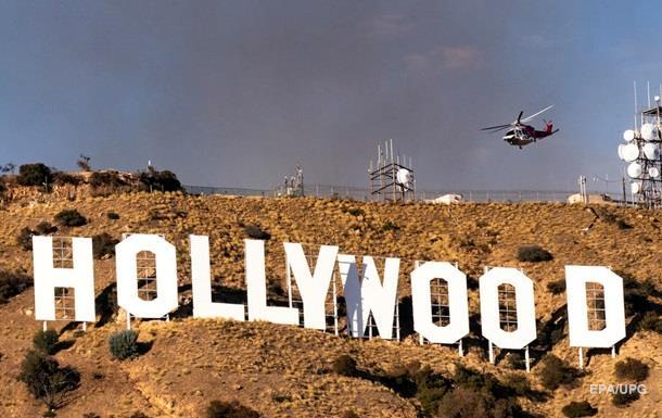 В США из-за лесного пожара эвакуировали киностудию Warner Brothers