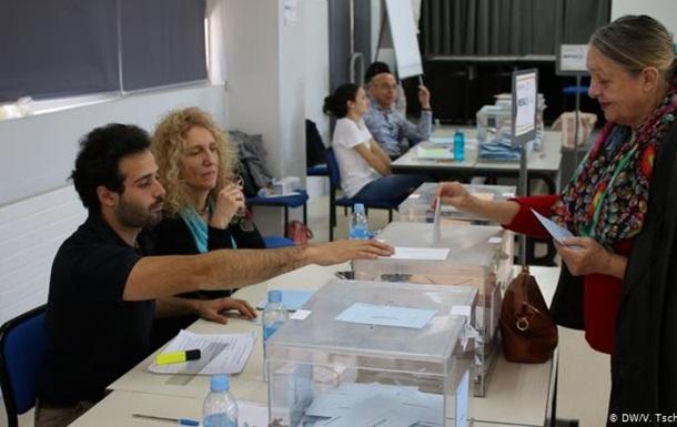 В Іспанії проходять парламентські вибори