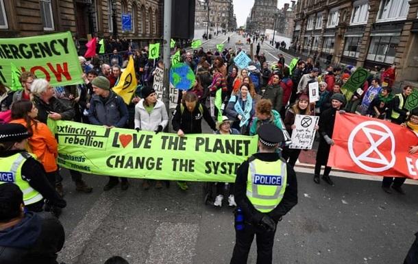 Франція оголосила кліматичний надзвичайний стан