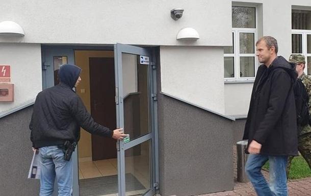 Ветерана АТО допрашивают в прокуратуре Польши