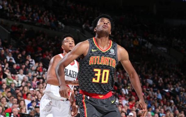 НБА: Атланта с Ленем проиграла Портленду, Лейкерс уступил Торонто