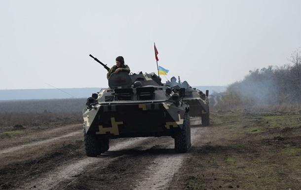 На Донбассе ранены четыре бойца ВСУ
