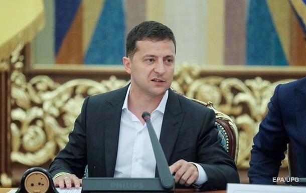 Зеленський змінив свого представника в Кабміні