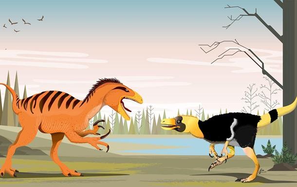 Вчені виявили новий вид динозаврів у Таїланді