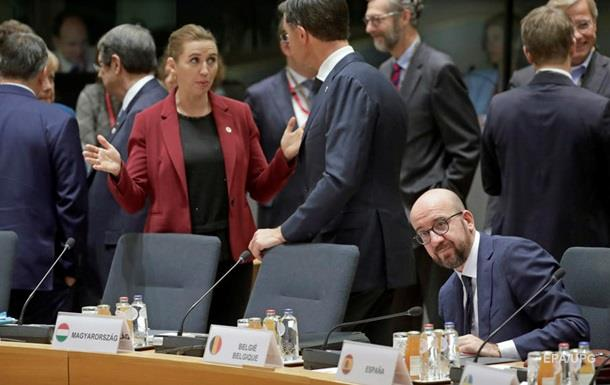 ЄС затвердив механізм санкцій проти Туреччини за буріння на шельфі Кіпру