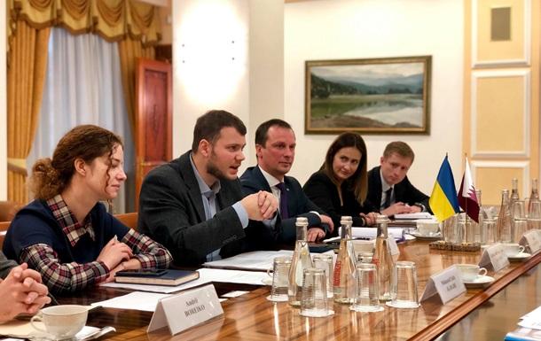 Украина и Катар договорились либерализовать авиасообщение