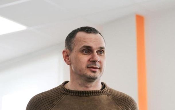 Сенцову вручат премию Сахарова 26 ноября