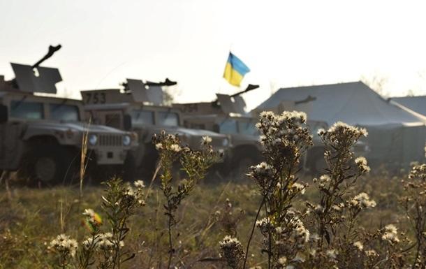 Сутки в зоне ООС: 16 обстрелов, ранен боец