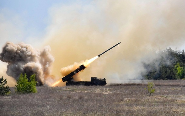 ВСУ получили первые 100 серийных ракет Ольха
