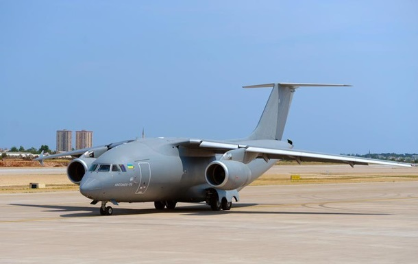 Антонов продав літак вперше за чотири роки