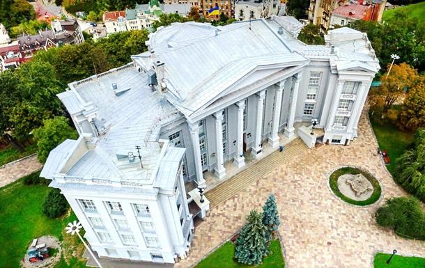 Директор Национального музея истории Украины отстранен от работы