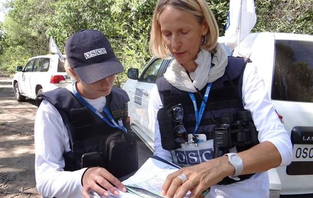 В ОБСЕ сообщили детали разведения сил в Петровском