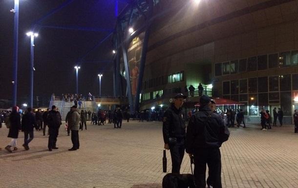 Расизмом на матче Шахтер-Динамо занялась полиция