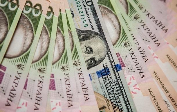 Курси валют: гривня пішла вгору